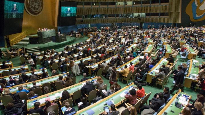 Mais de 100 mil aderem a protesto online contra ONU