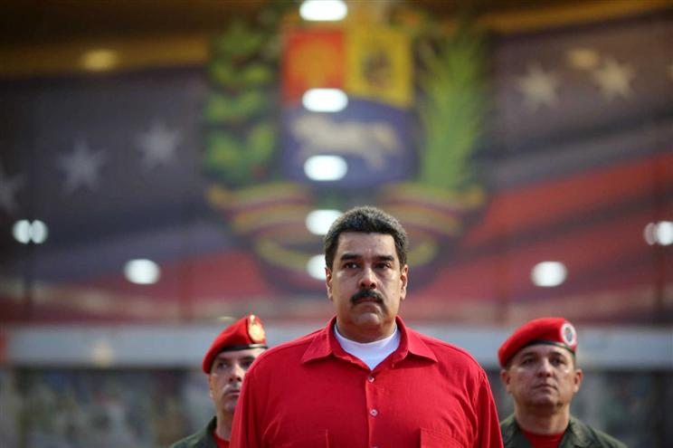 nicolas maduro socialista venezuela