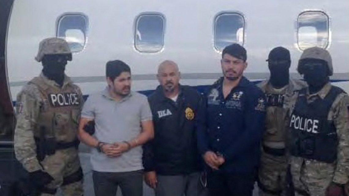 Sobrinhos de Nicolás Maduro são condenados por tráfico nos EUA