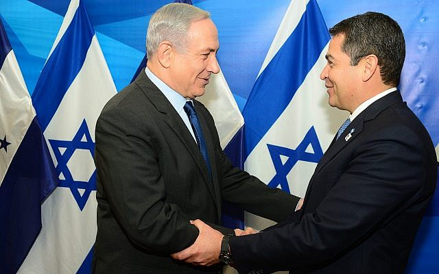 Israel: 10 países planejam mudar suas embaixadas para Jerusalém