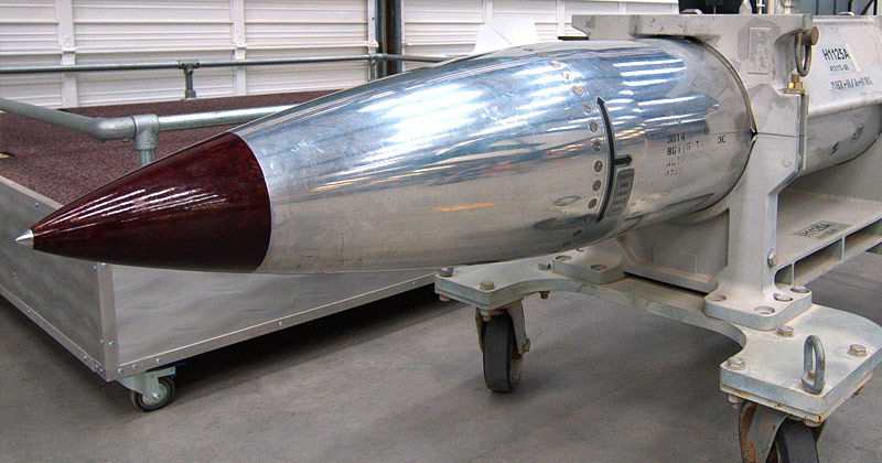 Ogiva Nuclear B61