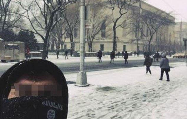 Estado Islâmico: Terroristas tiram selfie em Nova York