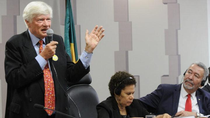 Quem é Geoffrey Robertson, advogado de Lula na ONU