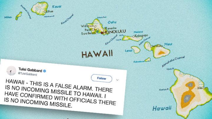Falso alerta de míssil nuclear assusta população do Havaí