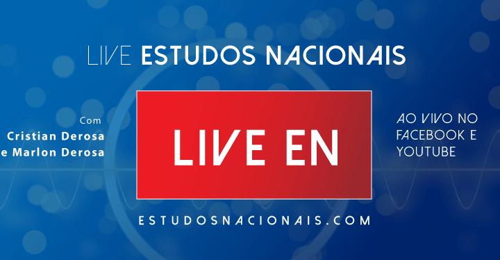 Live EN: Julgamento de Lula, urnas eletrônicas e comentários de Cristian e Marlon Derosa
