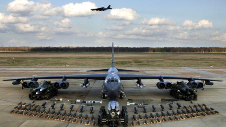 Força Aérea Americana bate recorde de bombas lançadas num único ataque durante conflito contra o Talibã