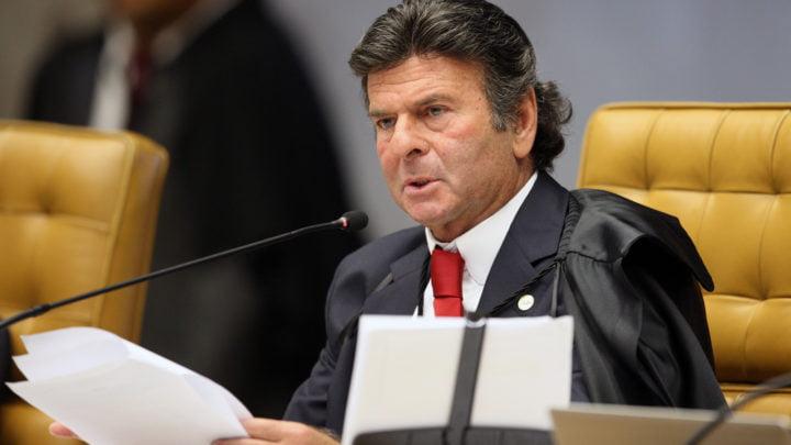 Nomeado por Dilma, Luiz Fux conduzirá processo eleitoral em 2018