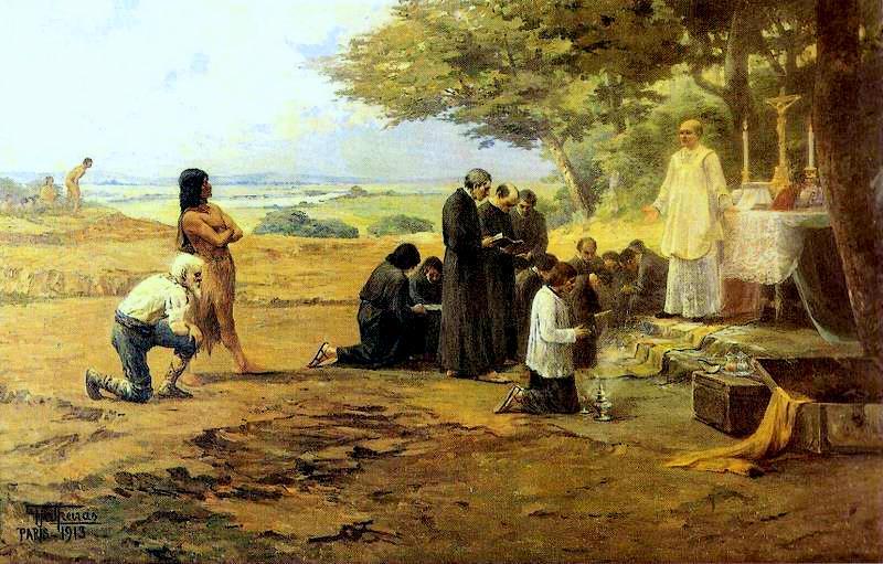 A Igreja brasileira e os antecedentes da utopia libertadora