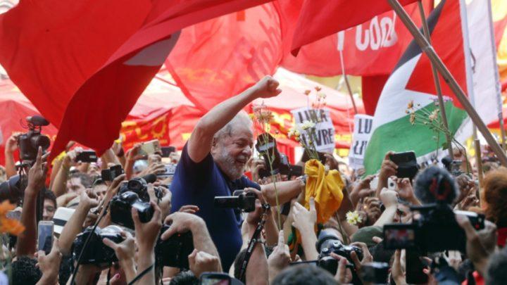 PT apela ao mundo árabe pelo retorno de Lula ao poder