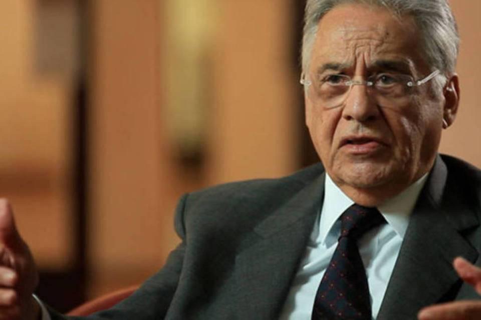 FHC propõe ideário para novo bloco de poder no Brasil