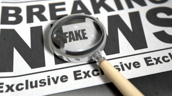 Diagnóstico da imprensa da direita e a relação com fake news