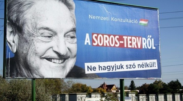 George Soros encerra operações na Hungria