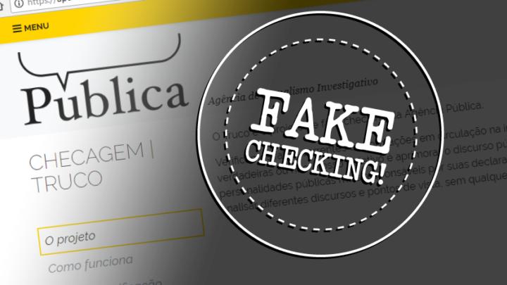 5 Fake News publicadas por um checador de fatos
