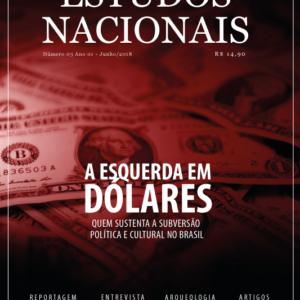 capa revista estudos nacionais edicao de junho
