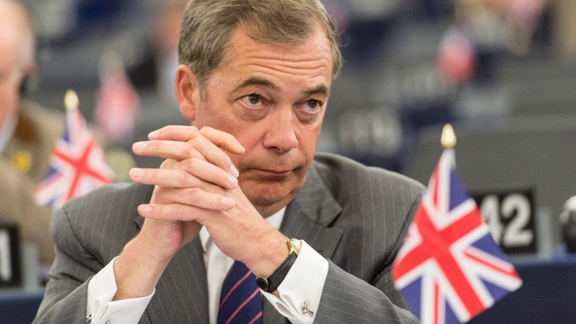 Nigel Farage: UE é um mau projeto que precisa acabar