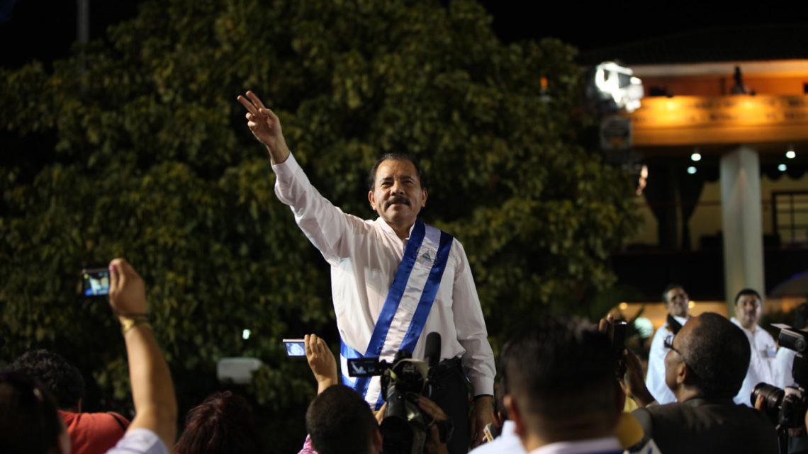 """FACT-FAKE   Presidente da Nicarágua acusa """"interferência norte-americana"""". Verdade?"""