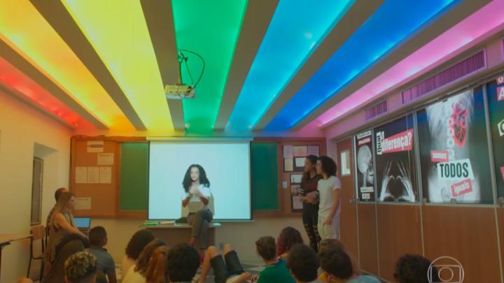 Malhação promove ideologia de gênero com aula sobre tema
