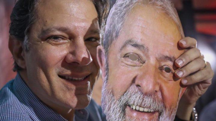 Haddad e suas ameaças à democracia