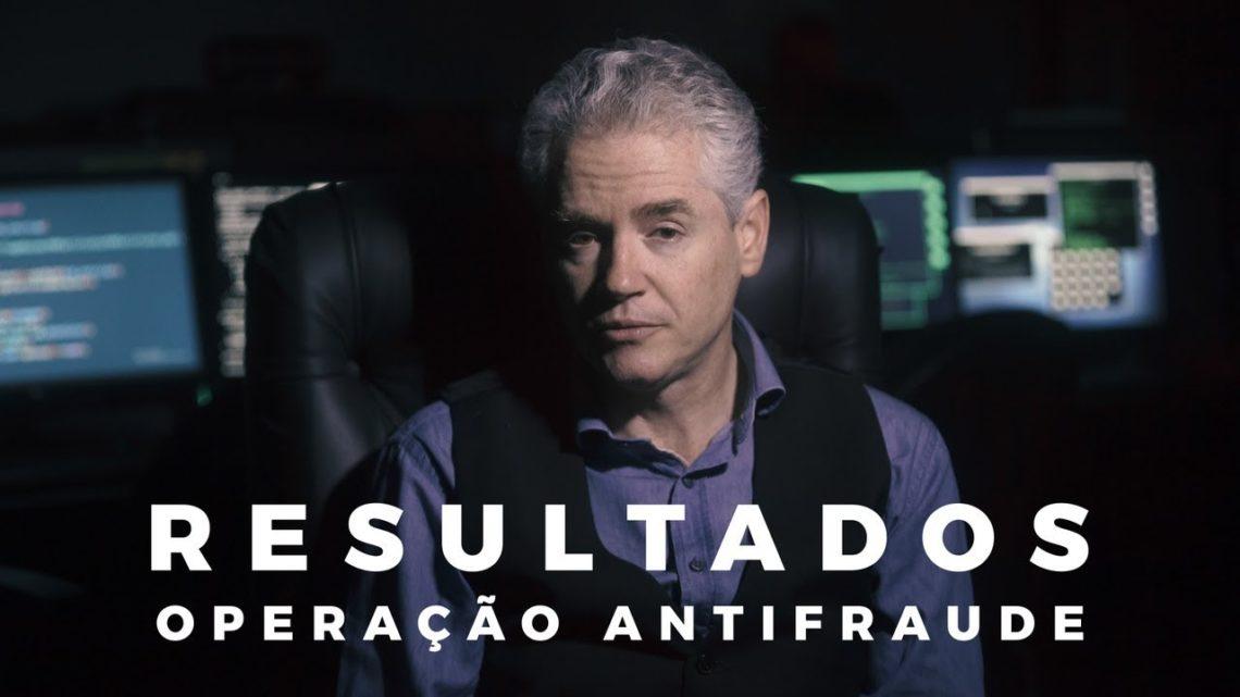 Eleições presidenciais apresentam 77,68% de chances de fraudes no primeiro turno, conclui Operação Antifraude