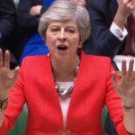 Democracia no Reino Unido em risco: Parlamento Britânico rejeita acordo do Brexit de Theresa May